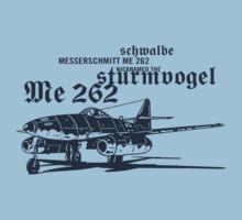 Messerschmitt ME 262 Kids Tee