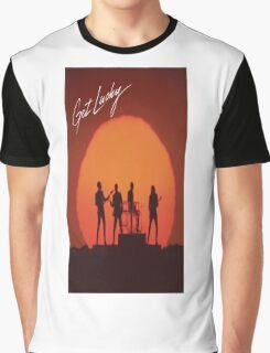 Dafpunk Get Lucky Graphic T-Shirt