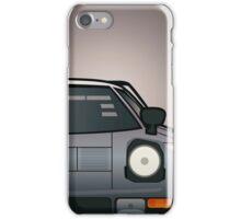 Modern Euro Icons Car Series Lancia Stratos HF Tipo 829 Split iPhone Case/Skin