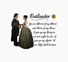 Outlander Wedding Vow Unisex T-Shirt