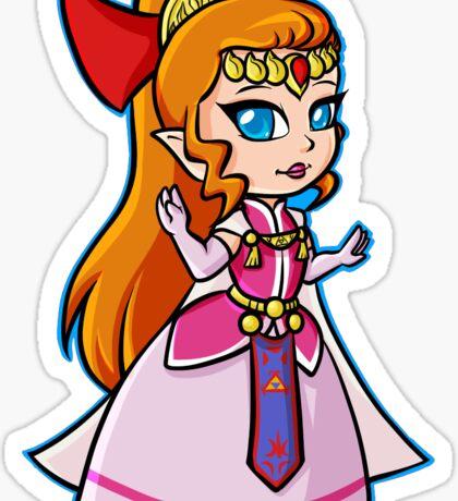 Zelda (Four Swords) Sticker