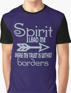 Spirit Lead Me funny nerd geek geeky Graphic T-Shirt