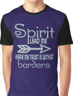 Spirit Lead Me funny nerd geek geeky Graphic T-Shirt