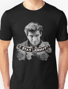 Norman Bates | Stay Creepy Unisex T-Shirt