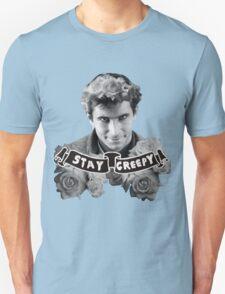 Norman Bates   Stay Creepy Unisex T-Shirt