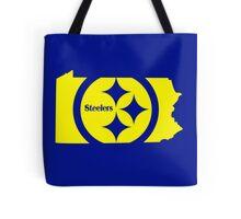 Steelers funny nerd geek geeky Tote Bag