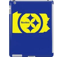 Steelers funny nerd geek geeky iPad Case/Skin