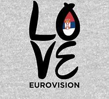 LOVE Eurovision [Serbia] Unisex T-Shirt