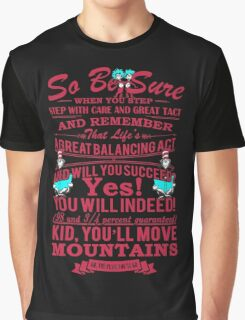 READ ACROSS AMERICA POEM Graphic T-Shirt