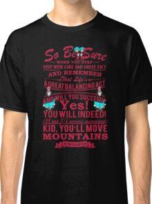 READ ACROSS AMERICA POEM Classic T-Shirt