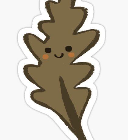 Leaf! Sticker