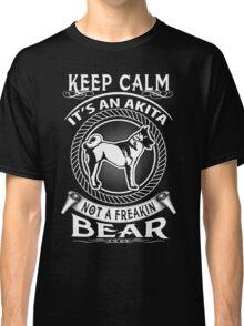AKITA DOG Classic T-Shirt