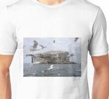 Bass Rock Unisex T-Shirt