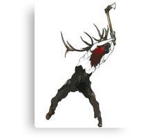 La Coupe des Bois Canvas Print