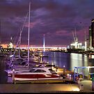 Melbourne Docklands by Darren Clarke