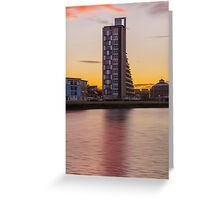 Colourful Clyde Greeting Card
