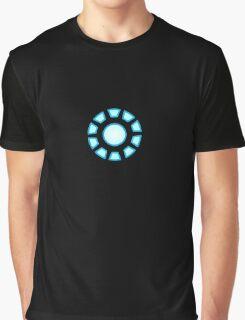 Iron heart Graphic T-Shirt