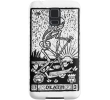 Tarot card - the death Samsung Galaxy Case/Skin