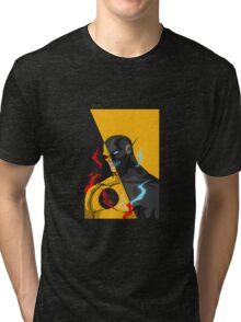 Antiflash / zoom Tri-blend T-Shirt