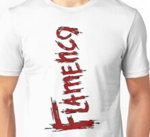Flamenco Unisex T-Shirt