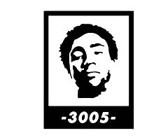 Childish Gambino | 3005 | ART  Photographic Print
