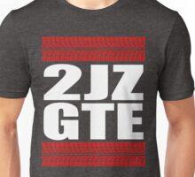 2JZ GTE tread Unisex T-Shirt