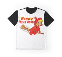 Wendy : The Good Little Witch Graphic T-Shirt