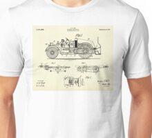 Automobile Fire Apparatus-1916 Unisex T-Shirt