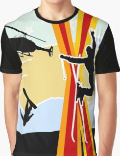 Winter extreme Graphic T-Shirt