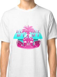 Hotline Miami Logo Classic T-Shirt