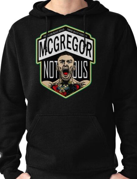 Conor Mcgregor Pullover Hoodie