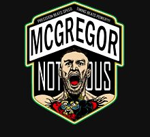 Conor Mcgregor, The Notorious Unisex T-Shirt