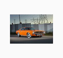 Orange 1970 Plymouth Barracuda Unisex T-Shirt