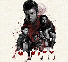 Spartacus and his rebel leaders Hoodie