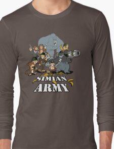 Simian Army! Long Sleeve T-Shirt