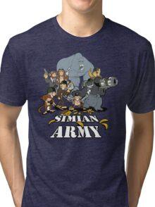 Simian Army! Tri-blend T-Shirt