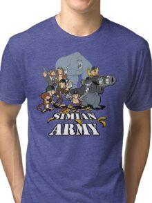 Simian Army! Tri-blend T-Shirt