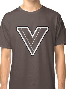 Street Fighter V Logo Classic T-Shirt