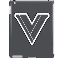 Street Fighter V Logo iPad Case/Skin