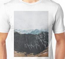 Interstellar landscape photography Unisex T-Shirt