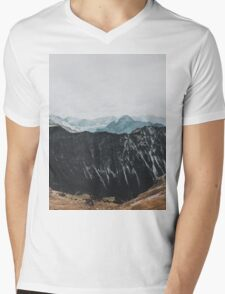 Interstellar landscape photography Mens V-Neck T-Shirt