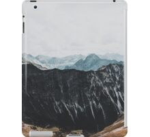 Interstellar landscape photography iPad Case/Skin