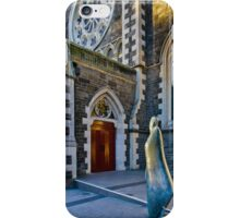 Christchurch & the Risen Christ iPhone Case/Skin