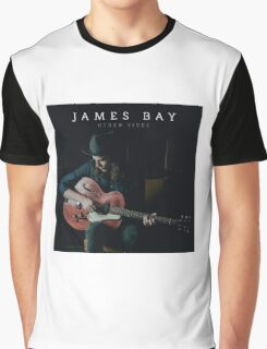 james bay other sides music Graphic T-Shirt