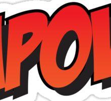 Kapow Sticker