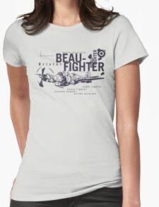 Bristol Beaufighter Womens Fitted T-Shirt