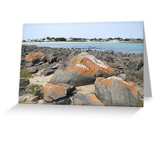 Low Head Beach Greeting Card