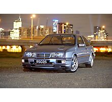 Ford Sierra RS Cosworth Photographic Print