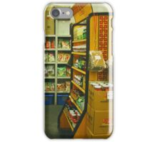 Asian Grocer iPhone Case/Skin
