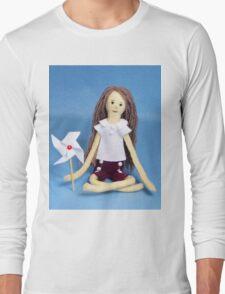 Celebrate Felt Doll Long Sleeve T-Shirt